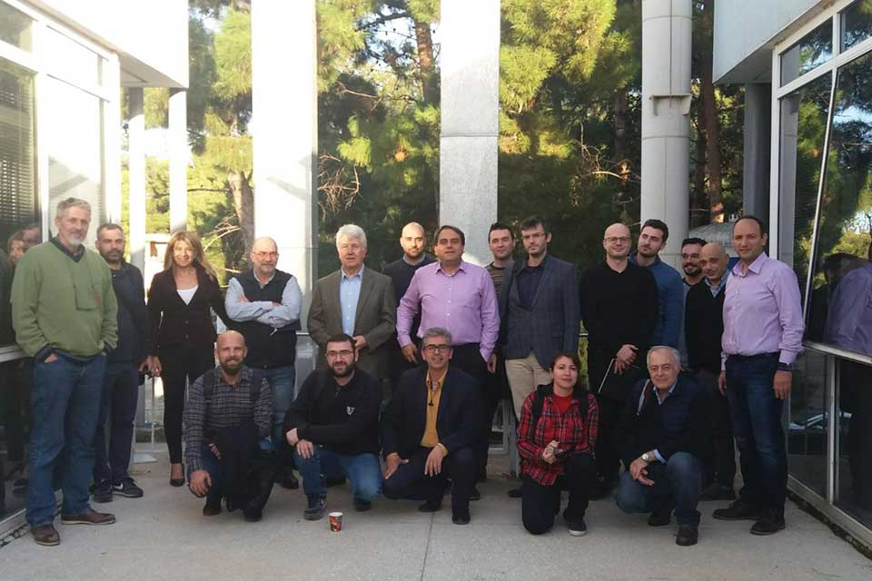 The Radar project consortium held its third plenary meeting in Athens